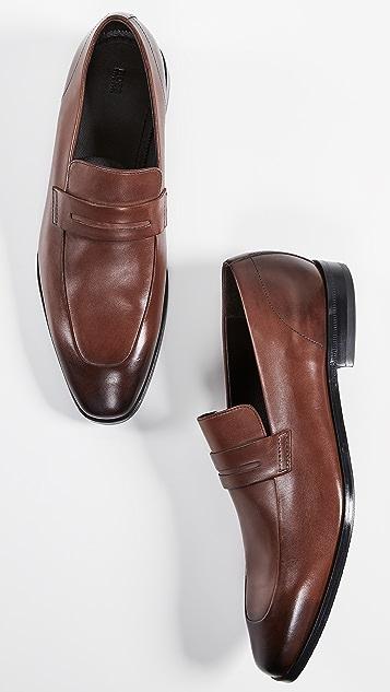 BOSS Hugo Boss Highline Slip-On Loafers