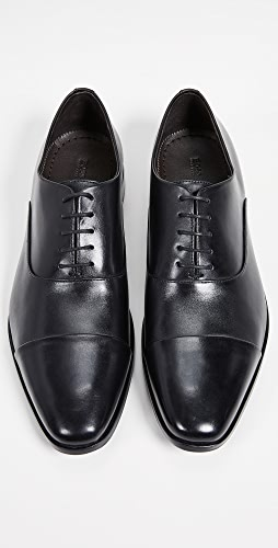 BOSS Hugo Boss - Highline Cap Toe Oxfords