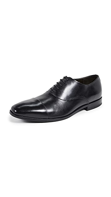 BOSS Hugo Boss Highline Cap Toe Oxfords