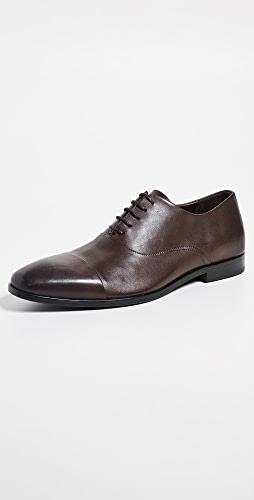 BOSS Hugo Boss - Highline Cap Toe Derby Lace Up Shoes