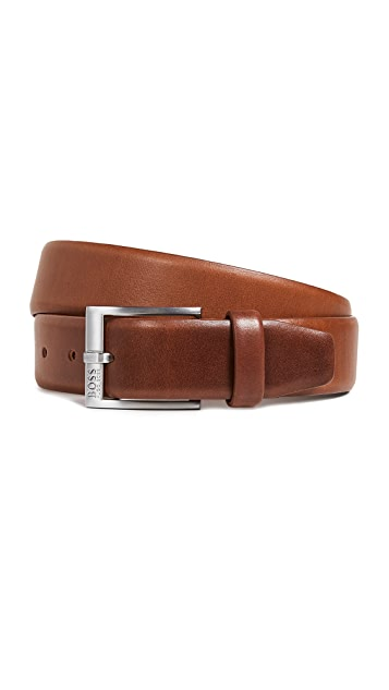 BOSS Hugo Boss Erron Smooth Leather Belt