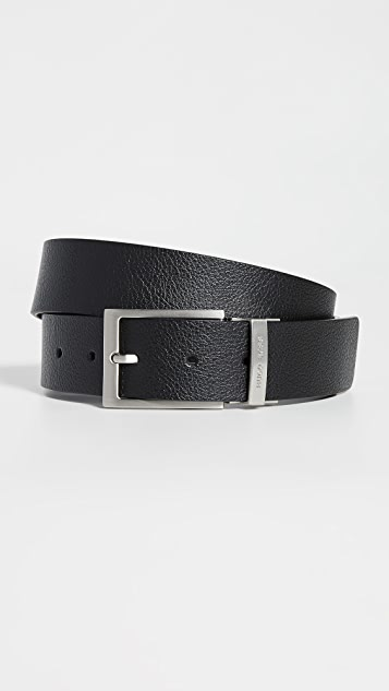 BOSS Hugo Boss Reming Reversible Leather Belt