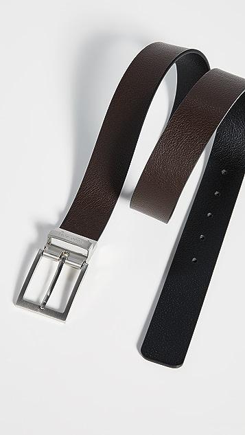 BOSS Hugo Boss Reming Reversible Leather Belt
