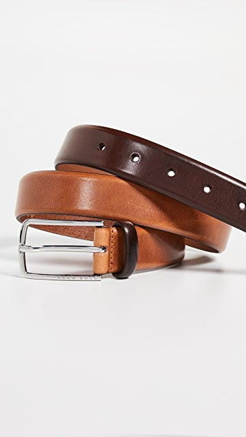 BOSS Hugo Boss Chuck Smooth Leather Belt