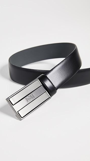 BOSS Hugo Boss Bexter Plaque Buckle Belt