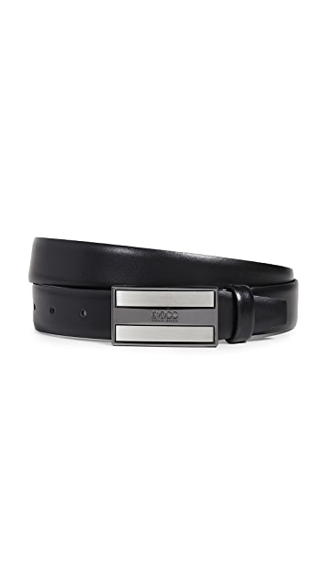 BOSS Hugo Boss Bexter Plaque Buckle Belt
