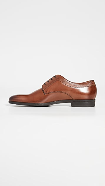 BOSS Hugo Boss Kensington Plain Toe Derby Lace Ups