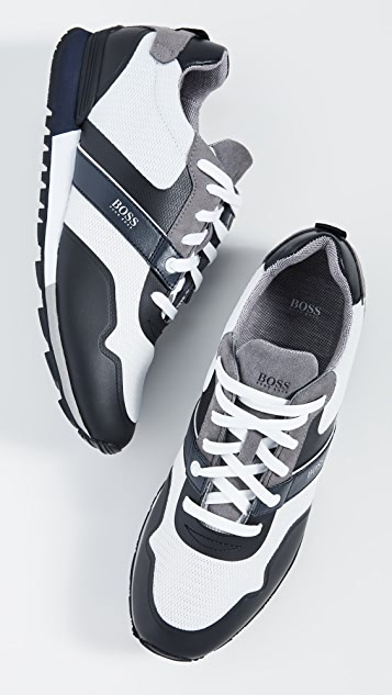 BOSS Hugo Boss Parkour Mesh Sneakers