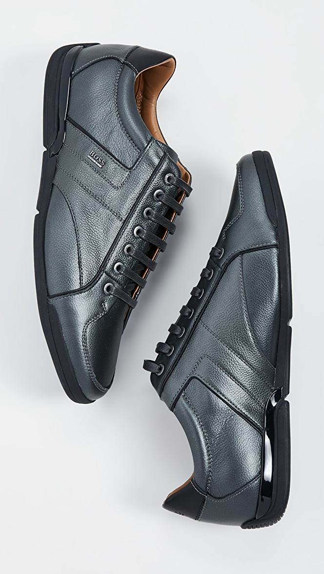 clients first high fashion buy best BOSS Hugo Boss Saturn Low Profile Sneakers   EAST DANE