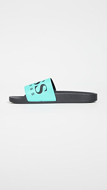 BOSS Hugo Boss Solar Pool Slides