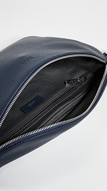 BOSS Hugo Boss Crosstown Leather Waistbag
