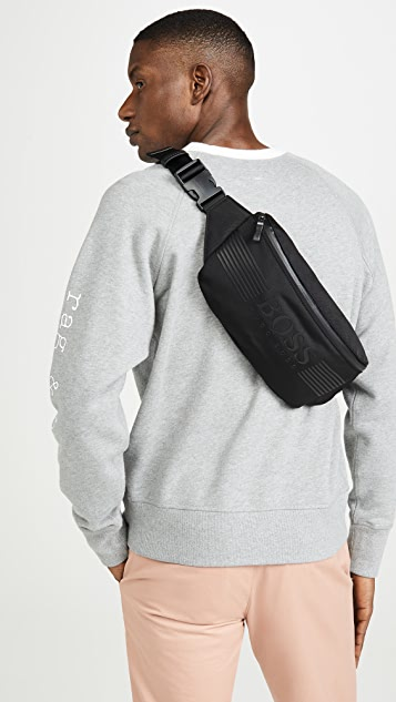BOSS Hugo Boss Pixel Nylon Waistbag
