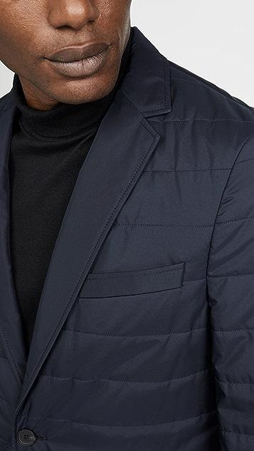 BOSS Hugo Boss Quilted Hybrid Blazer