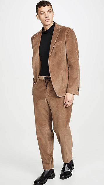 BOSS Hugo Boss Corduroy Patch Pocket Sportcoat