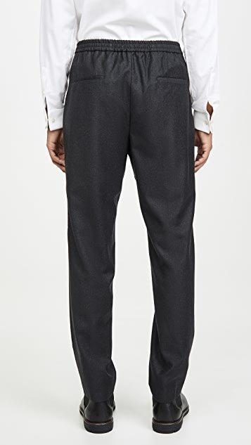 BOSS Hugo Boss Drawstring Half Elastic Trousers