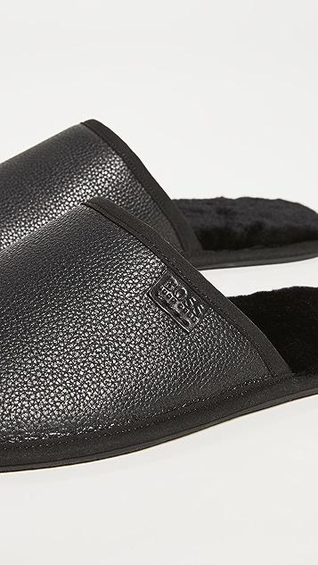 BOSS Hugo Boss Home Slippers