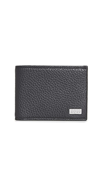 BOSS Hugo Boss Crosstown Logo Wallet