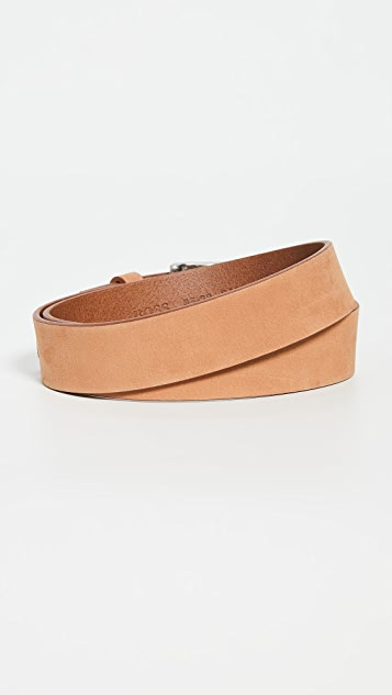 BOSS Hugo Boss Sash Nubuck Belt