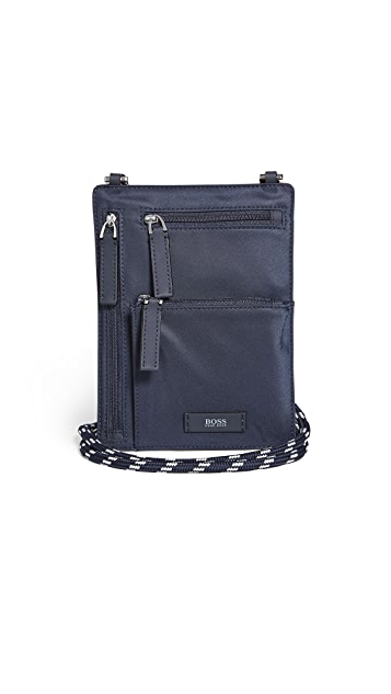 BOSS Hugo Boss Meridian Neck Wallet