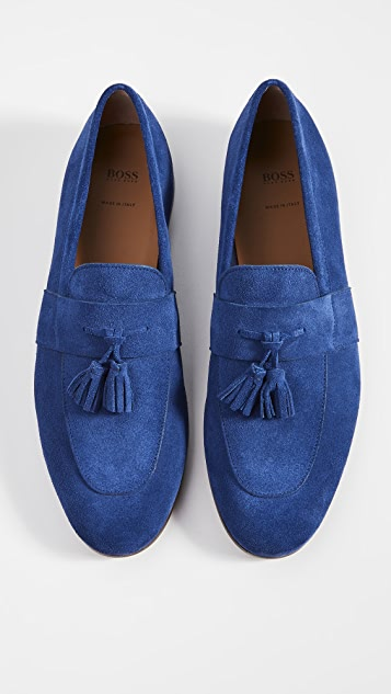 BOSS Hugo Boss Soho Fringe Loafers