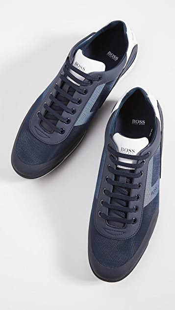 BOSS Hugo Boss Saturn BOSS Logo Sneakers