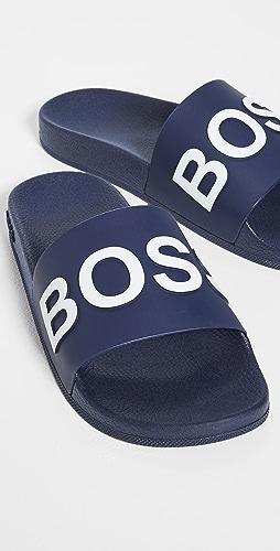 BOSS Hugo Boss - Bay Pool Slides