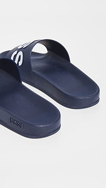 BOSS Hugo Boss Bay Pool Slides