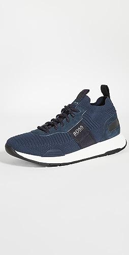 BOSS Hugo Boss - Titanium Running Sneakers