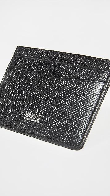BOSS Hugo Boss Signature Card Case