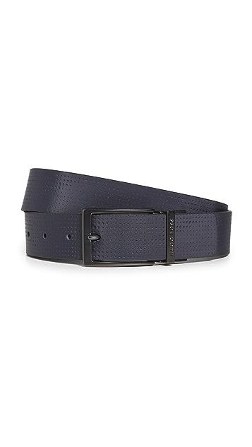 BOSS Hugo Boss Ollie Reversible Perforated Belt