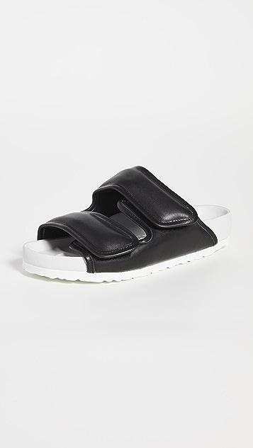 Birkenstock x Central St. Martins 舒适凉鞋