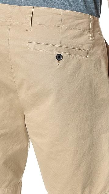 Billy Reid Wynn Shorts