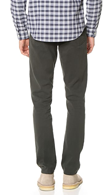Billy Reid Ashland 5 Pocket Baby Corduroy Jeans