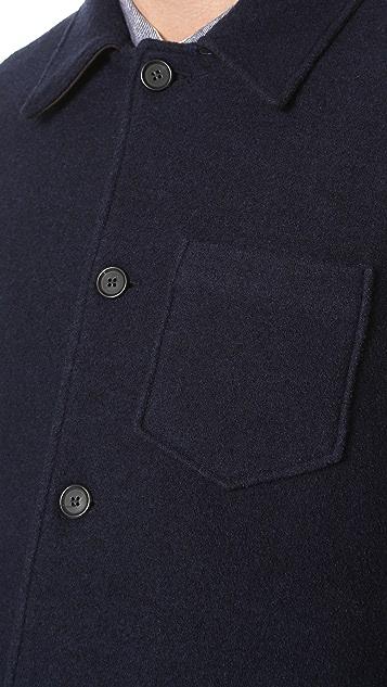 Billy Reid Gunner Jacket