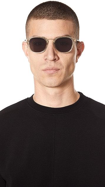 Billy Reid Warren Sunglasses
