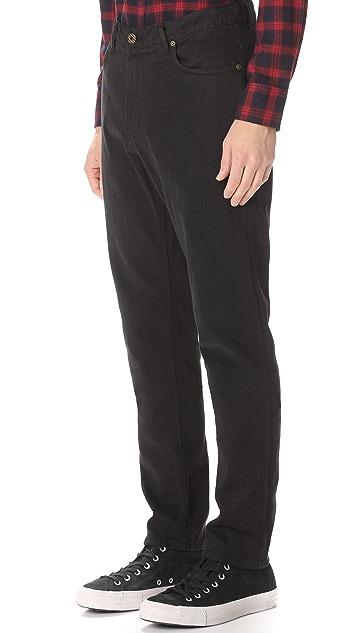 Billy Reid 5 Pocket Jeans
