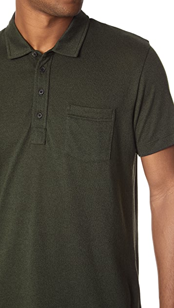 Billy Reid Smith Polo Shirt