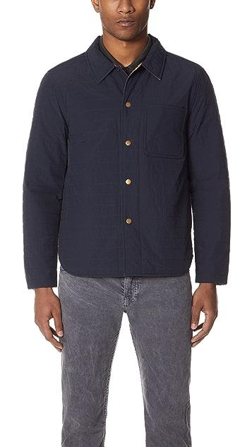 Billy Reid Leroy Shirt Jacket