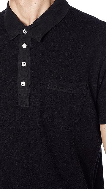 Billy Reid Polo Shirt