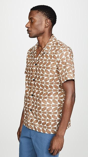 Billy Reid Teton Shirt