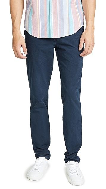 Billy Reid Pima Cotton Chino Pants