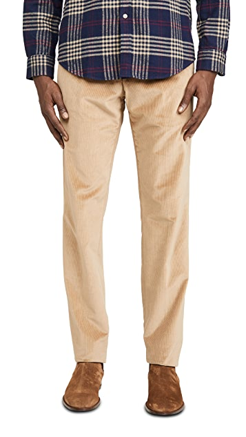 Billy Reid Walton Pleated Trousers