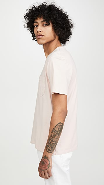 Billy Reid Washed Tee