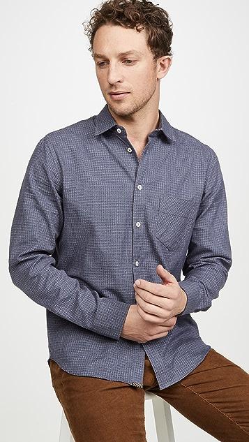 Billy Reid Long Sleeve John T-Shirt