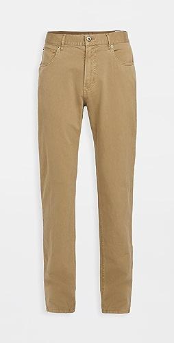 Billy Reid - Bedford Cord 5 Pocket Pants