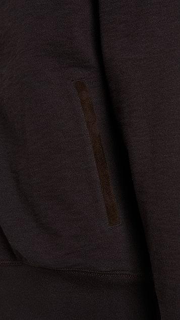 Billy Reid Slub Track Jacket