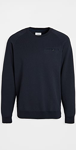 Billy Reid - Tommy Crew Shirt