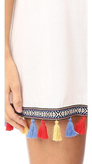 Bindya Boho Love Short Dress