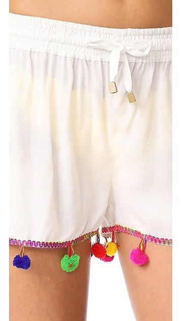 Bindya Pom Pom Shorts