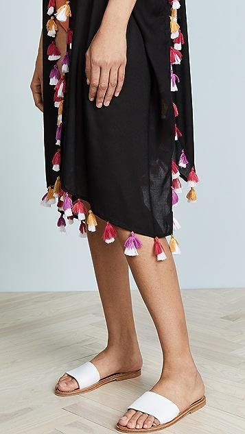 Bindya Double Tassel Kimono